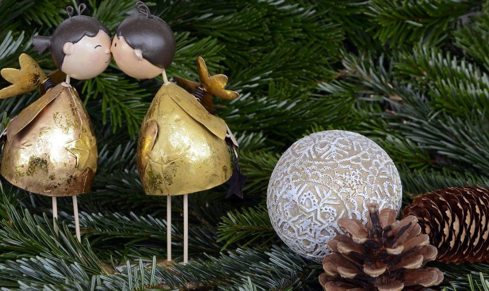 Ziemassvētku rotājumi